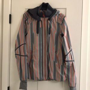 Lululemon Zip-Up Hooded Jacket, Size 10